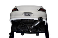 HKS RACING MUFFLER EVO 8/9 (2003-06); Titanium muffler & tip with SUS304 piping, Includes O2 sensor plug for EVO IX