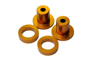 STANCE Aluminum Solid Differential Bushing Set - 95-98 Nissan 24