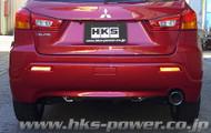 HKS Legamax Premium RVR DBA-GA3W 4B10