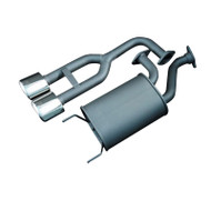 HKS Legal Muffler JZS161 2JZ-GTE