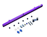 HKS [Toyota Supra(1993-1998)] HKS Fuel Rail Upgrade Kit Fuel Rail Upgrade Kit; For Top Feed Injectors; For 680cc / 1000cc Top Feed Injectors
