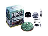 HKS (use 70019-BM019) HKS Super Mega Flow Intake Kit 100mm Inlet; 200mm Element