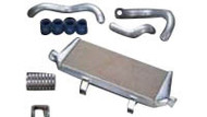 HKS [Subaru Impreza(2002-2005)] HKS Intercooler Kits Intercooler Kit; Includes Super Mega Flow Intake Kit; Requires Super Sequential Blow Off Valve