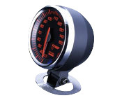 HKS [Universal] HKS Meter Accessories Meter Cap; Fits RS or Chrono DB Meters
