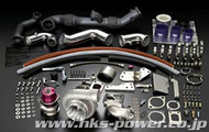 HKS Honda Odyssey RB1 Bolt on Turbo Kit