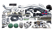 HKS [Nissan 350z(2003-2005)] HKS GT Full Turbo Kit Upgrade Turbo Set-Up Kit; Does not Include I/C, Engine Management, Suction Pipe, Intake or Oil Inlet Fittings; Modifications Required