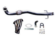 HKS [Mitsubishi Lancer(2005-2006)] HKS GT Extension Kit GT Extension Kit; SUS304 Extension Housing and Downpipe