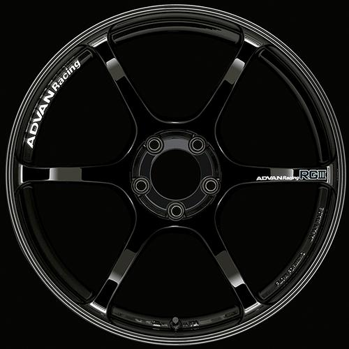 Racing Gloss Black