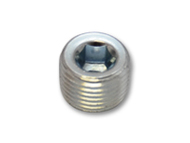 "Vibrant Performance - EGT Sensor Bung Threaded Plug, 1/8"" NPT"