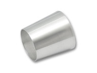 "Vibrant Performance - T6061 Aluminum Transition, 3.5"" x 4"" (3"" lg) as per dwg"
