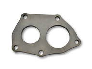 Vibrant Performance - 5 Bolt Downpipe Flange for Mitsu Evo 7-10 - Mild Steel