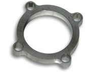 "Vibrant Performance - 4 bolt GT30/GT35 Discharge Flange, 2.5"" I.D. (1/2"" thick)"