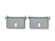 Vibrant Performance - Pair of Replacement Easy Mount Intercooler Brackets for Part #12800