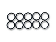 Vibrant Performance - Package of 10, -6AN Rubber O-Rings
