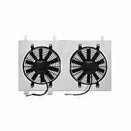 Mishimoto - Performance Aluminum Fan Shroud Kit.Fits Mitsubishi 3000GT and Dodge Stealth