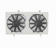 Mishimoto - Performance Aluminum Fan Shroud Kit.Fits Honda Prelude, Accord and Acura CL.