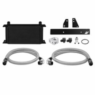Mishimoto - Nissan 370Z/ Infiniti G37 (Coupe only) Oil Cooler Kit, Black