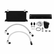 Mishimoto - Hyundai Genesis Coupe 3.8L Oil Cooler Kit, Black