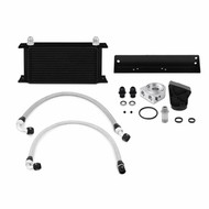 Mishimoto - Hyundai Genesis Coupe 3.8L Thermostatic Oil Cooler Kit, Black