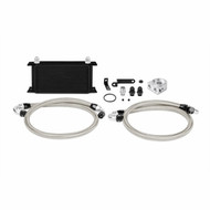 Mishimoto - Subaru WRX STI Thermostatic Oil Cooler Kit, Black