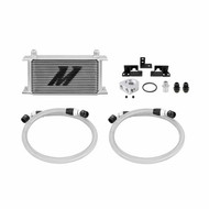 Mishimoto - Jeep Wrangler JK Thermostatic Oil Cooler Kit
