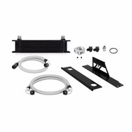 Mishimoto - Subaru WRX/STi Thermostatic Oil Cooler Kit, Black