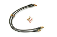 Agency Power Brake Lines Rear Subaru STI 04-07
