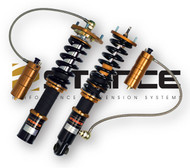 STANCE Pro Comp 3-Way Coilovers - Impreza WRX STi 05-07