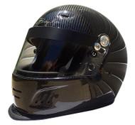 BridgeMoto Kamikaze Carbon Fiber Helmet