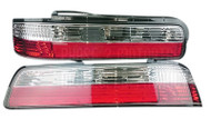 P2M Crystal Tail Light Kit for Nissan 240sx '89-'94 Coupe