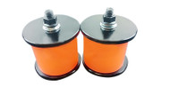 P2M Sold Polyurethane Motor Mounts for Nissan 240sx '89-'98 (KA/SR)