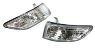 P2M Crystal Clear Corners for Nissan Silvia S13