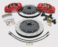 ROTORA BIG BRAKE KIT FOR 1993-98 SUPRA - FRONT - 6 PISTON CALIPER