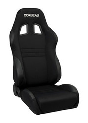 Corbeau A4 Reclinable Racing Seat (pair)