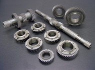 PPG 6 Speed Heavy Duty Helical Synchro Gearset - Nissan GTR R35