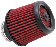 "AEM Universal Race Filter - Air Filter; 3"" X 5"" Dryflow Universal Race Filter"