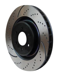 EBC Brake Rotors - 3GD Sport