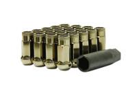 Muteki SR48 Titanium Open End Lug Nuts 12x1.5