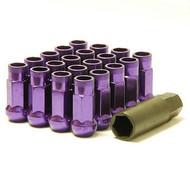 Muteki SR48 Purple Open End Lug Nuts 12x1.25