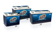 XS Power Batteries - 12V BCI Group 24 AGM Battery, Max Amps 2,000A,  Ah:  80,  RC:  150              2,000W