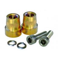 XS Power Batteries - Tall Brass Post Adaptors M6 - for 925,1200