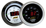 AEM Wideband UEGO Gauge - Digital Air/Fuel - 30-4110NS (No Sensor)