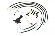 Chase Bays inInterior Brake Line Kit for BB Eliminator - Nissan