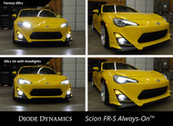 Diode Dynamics - Always On Foglight Module for Scion FR-S