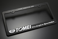 Tomei - License Plate Frame