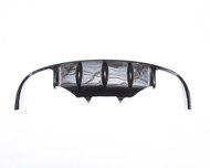 Agency Power Gloss Carbon Fiber Porsche Macan DTM Style Rear Diffuser