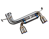 Agency Power Titanium Muffler Exhaust BMW M3 E46 01-05