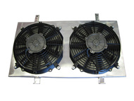 ISR Performance Radiator Fan Shroud Kit - Nissan 240sx 95-98 KA24