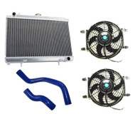 ISR Performance Radiator Cooling Package - Nissan 240sx KA24DE 95-98