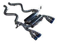 Agency Power Exhaust System BMW M3 Sedan E90 08-11